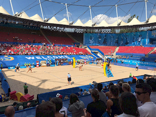 Beachvolleyball-WM 2019