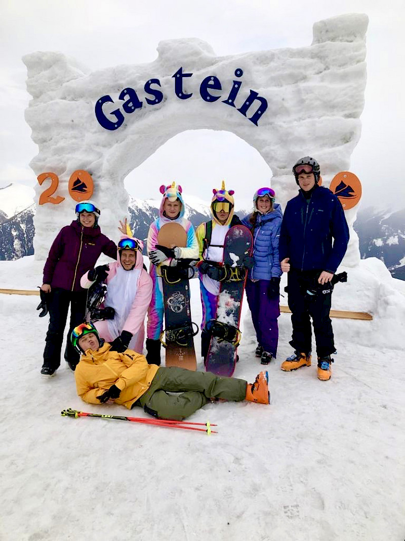 Familien-Skireise Bad Gastein 2020