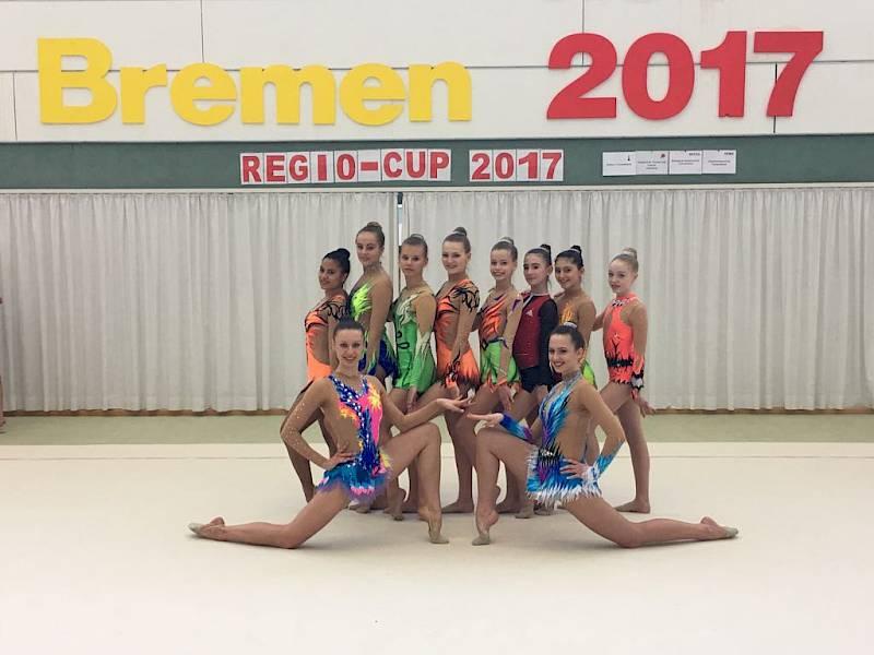 Rhythmische sportgymnastik berlin