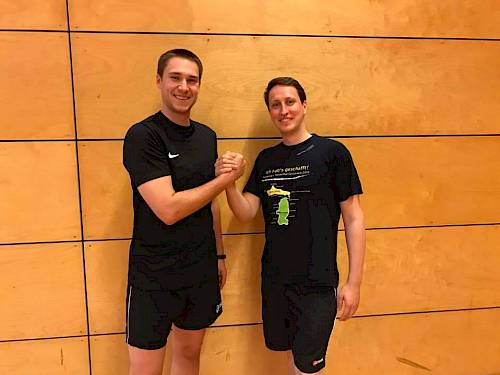 Neuer Trainer 1. Herren Volleyball - Stephan Malkowski