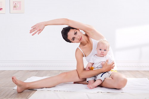 Mama fit - Baby mit!