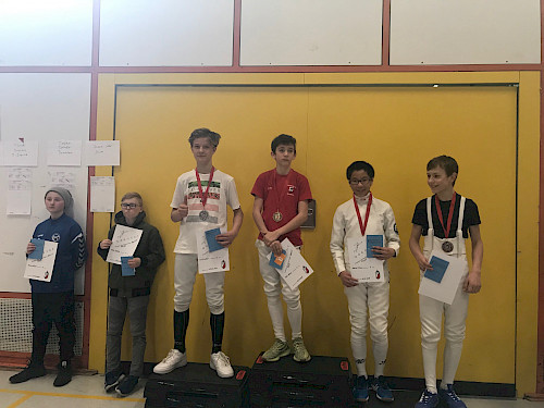 Hamburger Jugendmeister 2019 U13